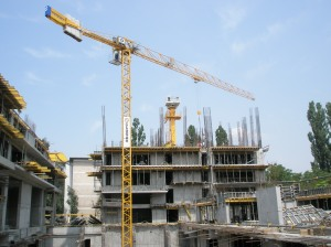 Complex Rezidential Maresal Averescu superstructura