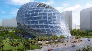 Egg Building